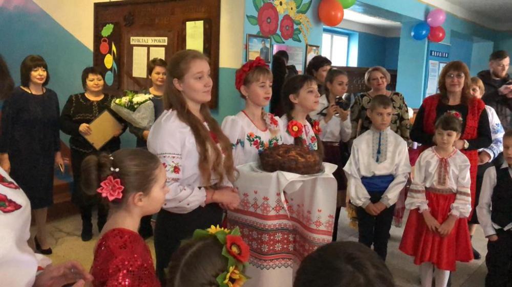 Magyar Mikulás Kelet-Ukrajnában