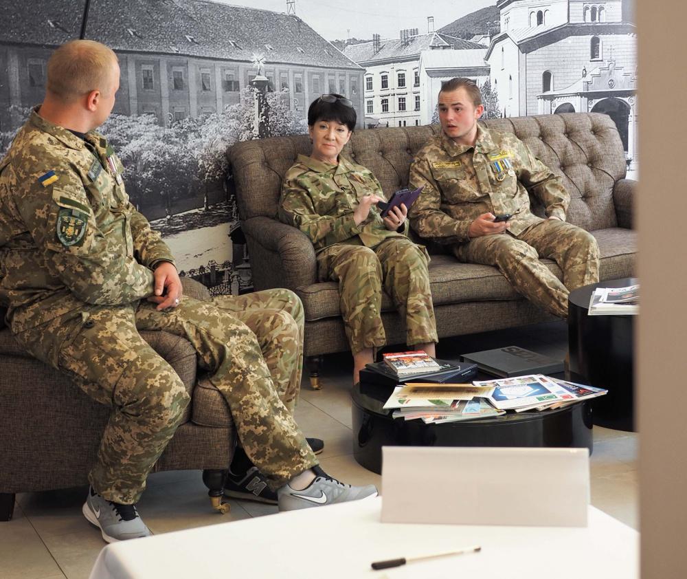 Magyar civil is támogatta az ukrán veteránok rehabilitációját